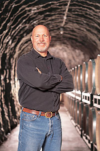 Atlas Peak Winemaker Darren Procsal