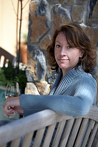 Lead Winemaker Sally Johnson