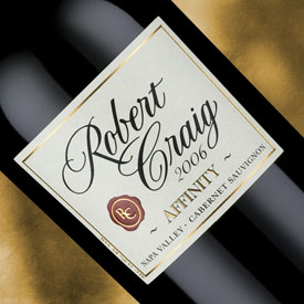 Robert Craig Affinity Cabernet (Photo Credit: Robert Bruno)